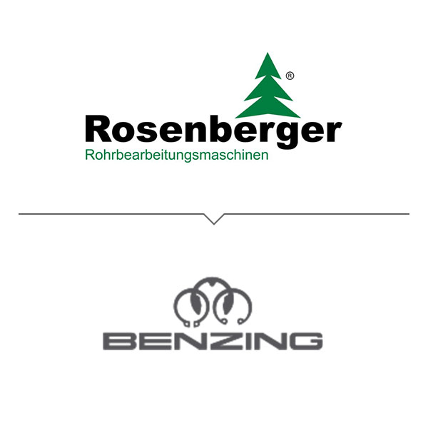 InsoConsult Referenz Logo Maschinenbau Rosenberger Benzing